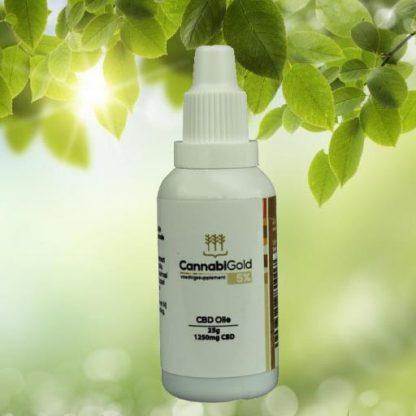 cbd oil 25ml 5percent cannabigold