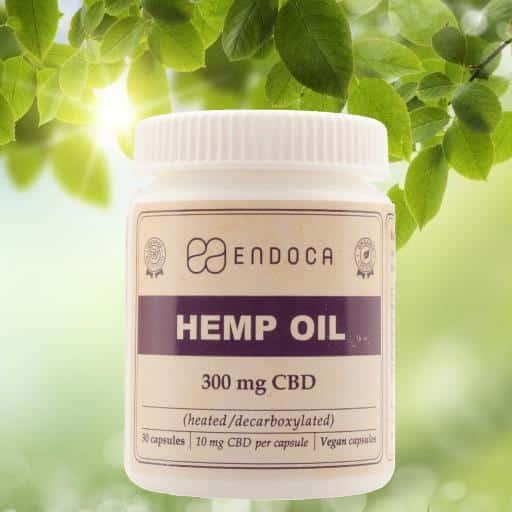 cbd capsules endoca