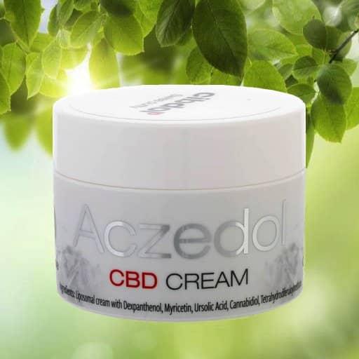 De cbd zalf aczedol van cibdol bevat de voedende kracht van cbd om de symptomen van acne te bestrijden. de ...