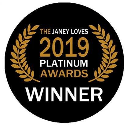 Janey Loves PlatiniumAward