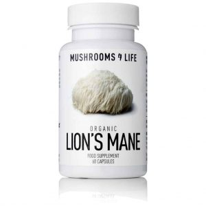 lion's mane supplement mushrooms4life