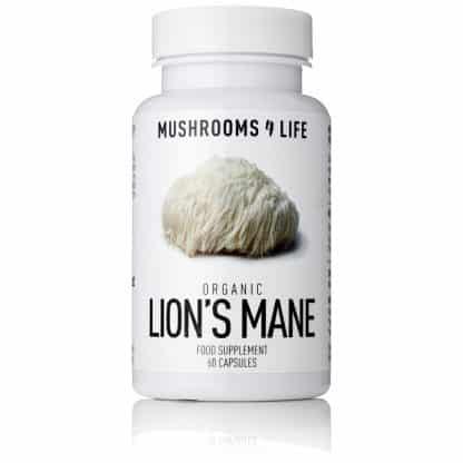 lion's mane supplement mushrooms4life