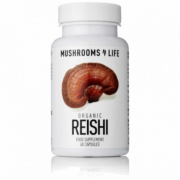 reishi supplement mushrooms4life