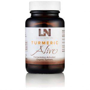turmeric supplement living nutrition