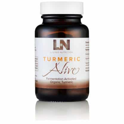 turmeric supplement living nutrition